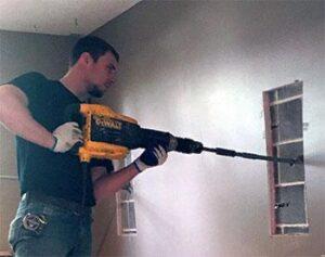 bowed wall repair