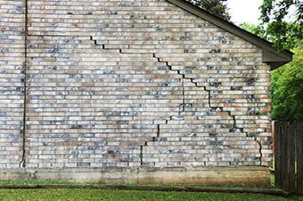 Foundation Cracks Repair